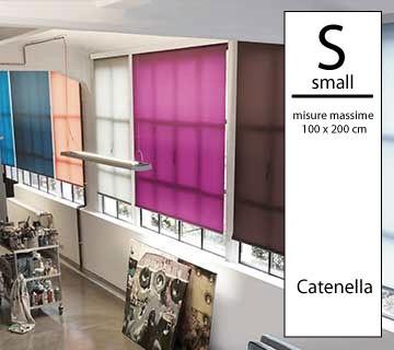 Tenda a rullo Magicroll filtrante - Small a catenella